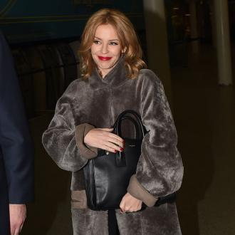 Kylie Minogue Isn't 'Naturally Committed'