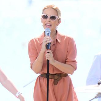 Kylie Minogue Closes Commonwealth Games