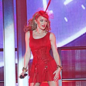 Kylie Minogue Plays Itunes Festival