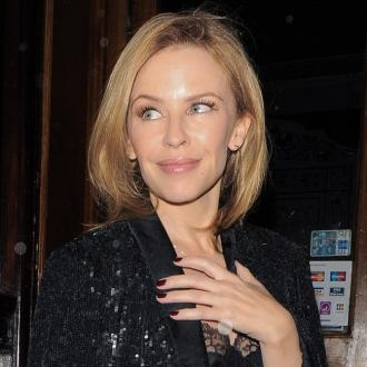 Kylie Minogue Wants A Man With 'Paunch'