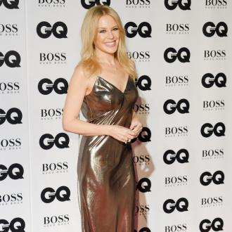 Kylie Minogue And Paul Solomons Red Carpet Debut