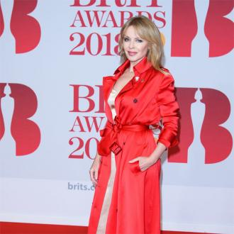 Kylie Minogue Remembers Brits Nerves