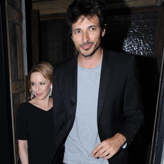 Kylie Minogue's boyfriend lands movie role