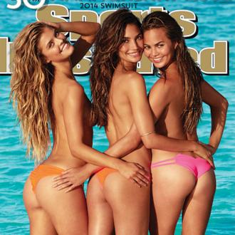 Chrissy Teigen 'Cried Like A Baby' Over Magazine Cover