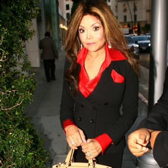 La Toya Jackson marries in LA