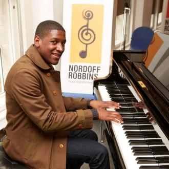 Labrinth 'Inspired' By Children At Music Therapy Class
