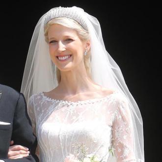 Lady Gabriella Windsor didn't want white dress