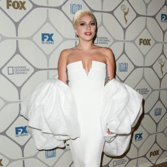 Lady Gaga 'Broke Down' In Studio