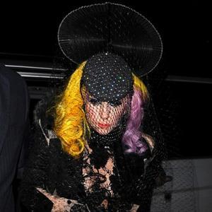 Lady Gaga's Moody Wigs