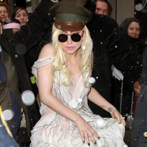 Lady Gaga Reveals New Tune
