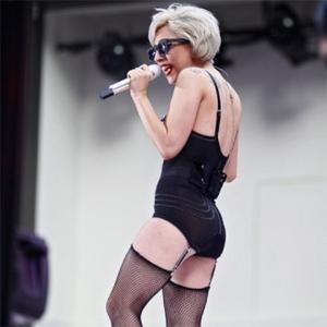 Lady Gaga Insists On Silk Underwear