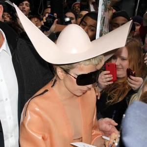 Lady Gaga Raises 250k For Japan