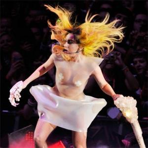 Lady Gaga Gets Wild Side From Dad