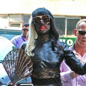 Lady Gaga Teams Up With Barneys