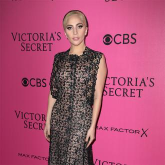 Lady Gaga gave every Victoria's Secret model a 'personal rose'