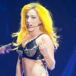Lady Gaga Wins Four Awards At Mtv Emas