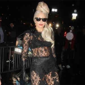 Lady Gaga Receives Hero Award