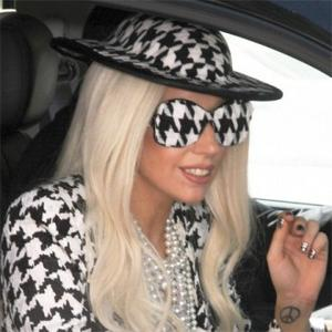 Lady Gaga Looking At Pennsylvania House