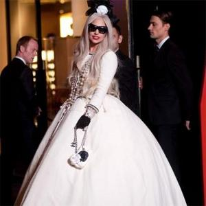 Lady Gaga 'Scolded' By Father For Swearing