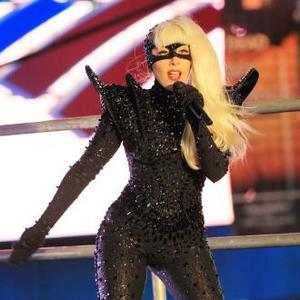 Lady Gaga Has Men In Black Role