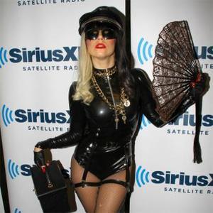Lady Gaga Takes In 'Ladyboys' Performance