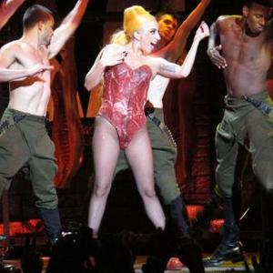 Lady Gaga Given Sex Toy During Concert