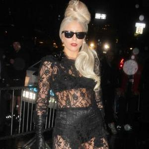 Lady Gaga Is A 200-Pound Toddler