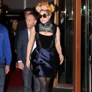 Lady Gaga Sued For 10m By Doll Maker