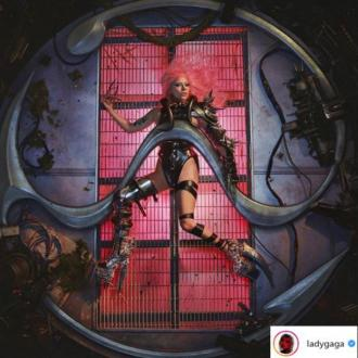 'I'm so happy': Lady Gaga in tears of joy as she releases Chromatica album