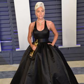'Tiffany's security removed it from my neck!' Gaga stopped after leaving Oscars with priceless jewels