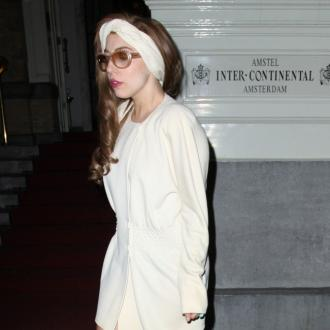 Lady Gaga Won't Hide Weight Gain