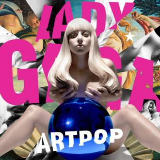 Lady Gaga Nervous About Artpop Images