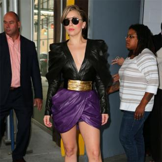 Lady Gaga Debuts Gypsy Live
