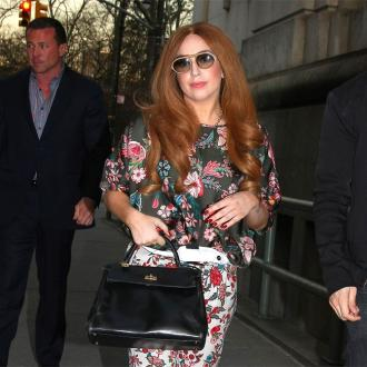 Lady Gaga Loves Using Facelift Tape