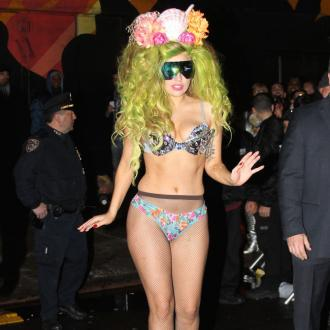 Lady Gaga Is 'Curvy And Proud'