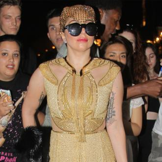 Lady Gaga's £8k Shopping Spree
