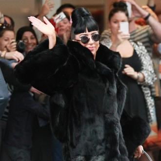Lady Gaga Goes On Fancy Shopping Spree In Manchester