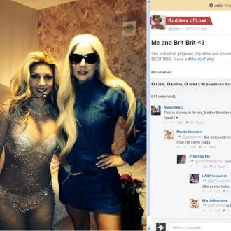 Lady Gaga Praises Britney Spears' Las Vegas Show