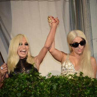 Lady Gaga Writes Donatella Versace Tribute Song