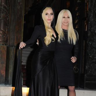 Lady Gaga Lands Freebie From Donatella Versace