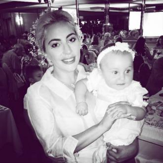 Lady Gaga Is A Godmother