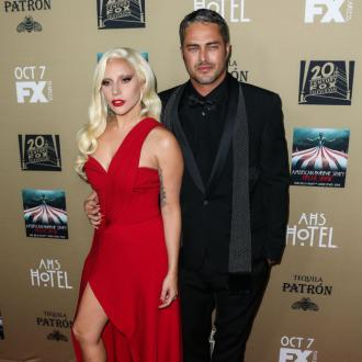 Taylor Kinney cheers on ex Lady Gaga