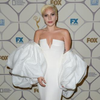 Lady Gaga's Makeup Malfunction At Post-emmy Party
