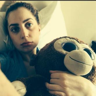 Lady Gaga A 'Chipmunk' After Wisdom Teeth Removal