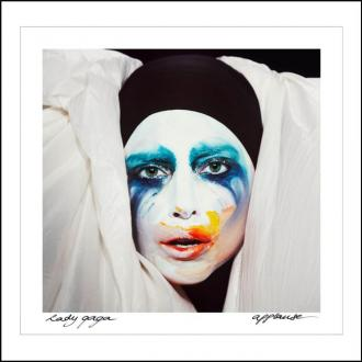 Lady Gaga Announces Applause Will Be New Single