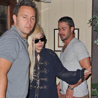 Lady Gaga Buys Boyfriend £37,000 Bag