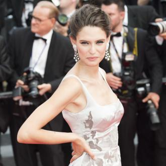 Laetitia Casta marries Louis Garrel