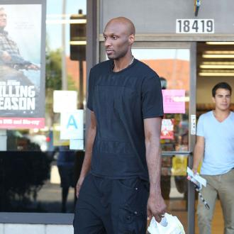Lamar Odom Plans 'Self Healing' To Beat Drug Problems