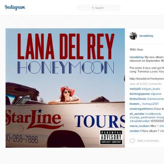 Lana Del Rey to release LP next month