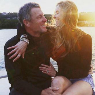 Lance Armstrong is engaged